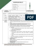 8. SOP Kandidiasis Mulut PKM Kp Sawah.doc