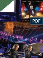 Digital Booklet - The Dream Concert