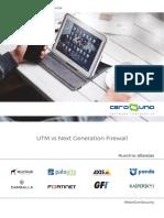 UTM vs Next Generation Firewall ConBranidng