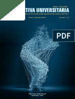 Revista PROSPECTIVA UNIVERSITARIA UNCP-2014