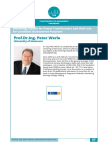 Lecture 07 Prof.dr.Ing. Peter Werle