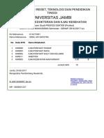 Cetak KSM Mahasiswa Ikbal