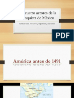 Presentación 1-Los cuatro actores de la Conquista de México.pptx