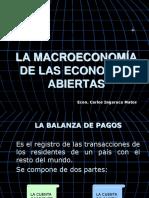 La Macroeconomía de Las Economías Abiertas