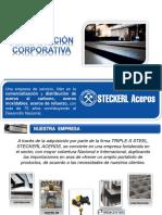 Presentación corporativa Steckerl