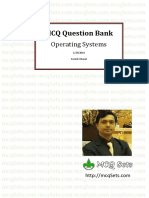 Operating System Mcq Bank