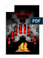 Informe de Movimineto Literarios