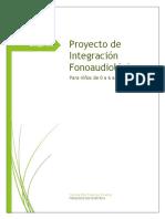 PIF-Proyecto de Integración Fonoaudiológica Jardines