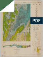 Plancha 171 e 1 100.000 Antigua a Detalle