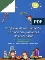 Programa de Recuperación en Problemas de Aprendizaje.pdf