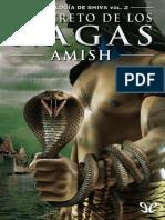 Amish Tripathi - [La Trilogia de Shiva 02] El Secreto de Los Nagas [15317] (r1.0)
