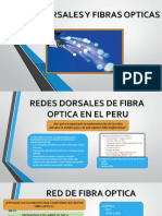 Red dorsales y Fibra Optica