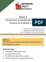 Introduccion Al Desarrollo Humano