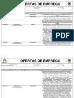 Serviços de Emprego Do Grande Porto- Ofertas 21 07 17