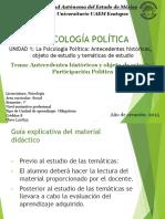 Modelos Psicologia Politica