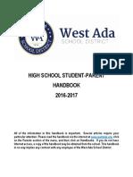 MHS Handbook