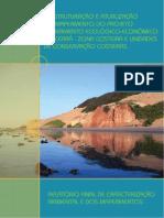 Relatório Caracterização Ambiental e Dos Mapeamentos