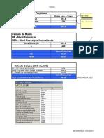 Cálculo de dose Ruído (DOS-500)
