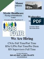 Mhc Job Fair 2017 August 2