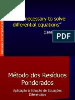 ACE 04 02 MRP Método Dos Resíduos Ponderados