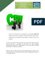 CRM y ECR