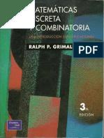 ITBA Matemática Discreta y Combinatoria 3ra Edición