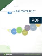 Omnicell-HealthTrust Overview Brochure