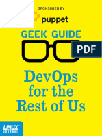 GeekGuide Puppet DevOpsForTheRestOfUs v1 2