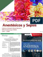 Anestesicos en Sepsis