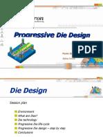 Progressive Die Design