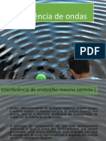 Interferência de Ondas