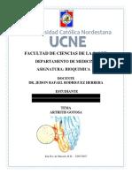 Artritis Gotosa Int