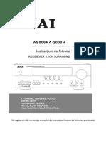 As006ra 2000h Manual