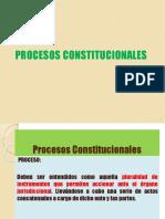 Proceso Constitucional de Amparo 2015