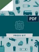 SDBG Press Kit 2017
