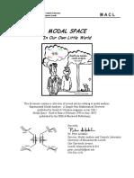 0- Modal Space Articles Companion