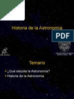 Clase 1 Historia Astronomia