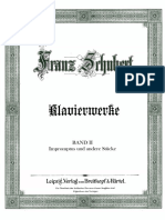 Schubert Klavier Werke