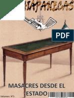 Revista-masacres Desde El Estado