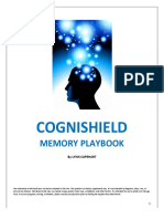 CogniShield Memory Playbook