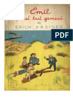Emil Şi Cei Trei Gemeni - Erich Kästner