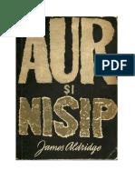 Aur Şi Nisip - James Aldridge
