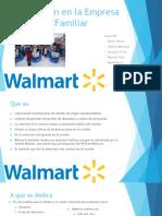 Sucesión en la Empresa Familiar - WALMART