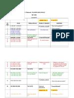 0. Planificare Anuala Fluturasii