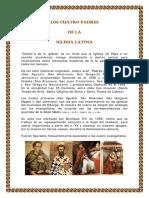 21-11-08_los Cuatro Padres de La Iglesia Latina
