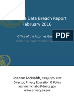Slides - Follow the Leader an Insider's View of the CA Data Breach Report