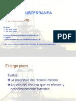 Planeamiento de la Mina Subterranea (2).ppt