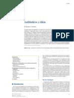 Antibióticos y Riñón