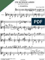 PUJOL, M. - Suite Buenos Aires para flauta y guitarra - Partitura.pdf