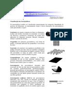 Classificação Dos Geossinteticos